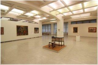 Praha 7 - Veletržní palác - umění 20. a 21. století