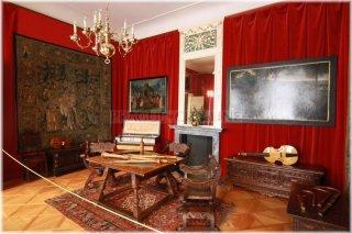 Praha 1 - Hradčanské náměstí - Salmovský palác - výstava Perštejnové a jejich doba