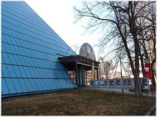 Praha 7 - Výstaviště - Pyramida - GoJa music hall