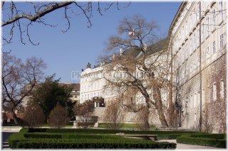 Pražský hrad - Rajská zahrada