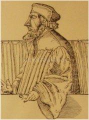 Mistr Jan Hus (z Kaple Betlémské)