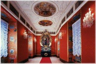 Pražský hrad - Lobkowiczký pálac - kaple