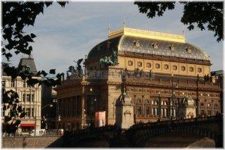 Praha 1 - Národní divadlo