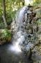 Petřín - vodopád v zahradě Kinských