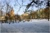 Praha 2 - Karlovo náměstí - zimní
