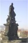 13. Sousoší sv. Františka Borgiáše
