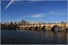 Karlův most - pohled z nábřeží