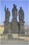 14. Sousoší sv. Norberta, Václava a Zikmunda
