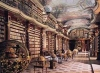 Klementinum - Barokní knihovní sál