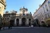 Klementinum - Kostel sv. Salvátora na Křižovnickém náměstí