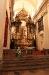 Kostel panny Marie Vítězné - interiér