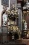 Kostel sv. Františka z  Assisi - kazatelna - interiér