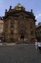 Křižovnické náměstí a kostel sv. Františka z  Assisi