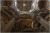 Praha 1 - kostel sv. Mikuláše na Staroměstském náměstí - interiér