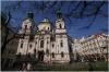 Praha 1 - kostel sv. Mikuláše na Staroměstském náměstí