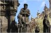 Praha 1 - Krannerova kašna a Park národního probuzení