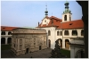 Praha 1 -  poutní místo Loreta - svatá chýše