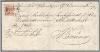 Dopis s rakouskou poštovní známkou