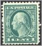 Výplatní známka USA