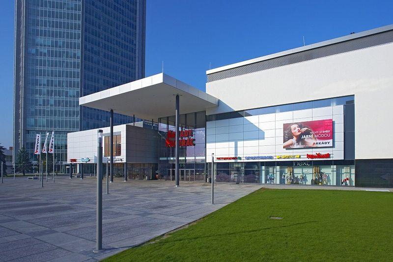 11 největších nákupních center v ČR  1f7f39d0e6b