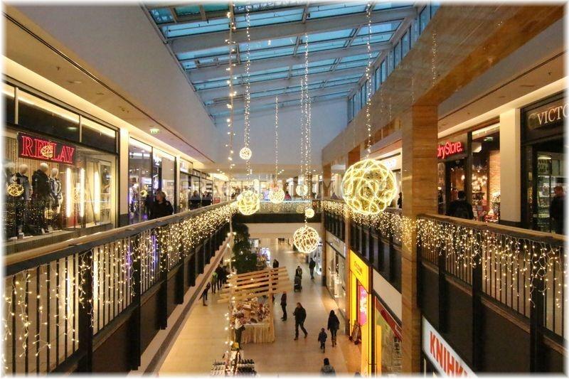 Největší nákupní centrum v praze
