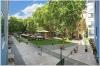 Nákupní Galerie Slovanský dům - zahrada