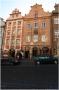 Praha 1 - Nerudova ulice - Dům U zeleného draka (dříve U sv. Jana Nepomuckého)