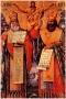 Cyril a Metoděj (zobrazení na ikoně)