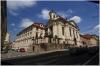 Praha 2 - kostel sv. Cyrila a Metoděje v Resslově ulici