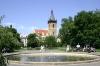 Karlovo náměstí a Novoměstská radnice