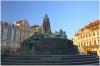 Pomník mistra Jana Husa na Staroměstském náměstí