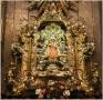 Pražské Jezulátko v kostele Panny Marie Vítězné