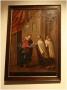 Polyxena z Lobkowicz předává karmelitánům sošku Ježíška