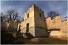 Petřín - Hladová zeď a obranná věž