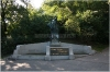Petřín - zahrada Nebozízek, socha Karla Hynka Máchy