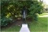 Petřín - zahrada Nebozízek, socha V. Nováka