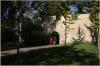 Petřín - Růžový sad a Hladová zeď