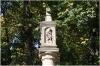 Petřín - zahrada Kinských sluneční hodiny