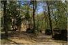 Petřín - zahrada Kinských - pískovcové skály