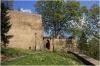 Petřín - zahrada Kinských - vyhlídka na hradbách