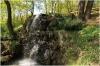 Petřín - zahrada Kinských vodopád