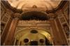 Praha 1 - Kostel sv. Voršily - interiér