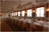 Kampa - Lichtenštejnský palác - velká jídelna