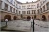 Kampa - Lichtenštejnský palác - vnitřní dvůr