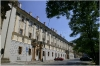 Kostel sv. Ignáce na Karlově náměstí  a bývalé Jezuitské koleje dnešní nemocnice