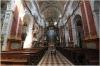 Kostel sv. Ignáce - interiér kostela
