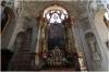Kostel sv Ignáce interiér - kaple sv. Liboria