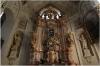 Kostel sv Ignáce interiér - kaple sv. Aloise Gonzagy