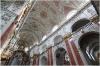 Kostel sv Ignáce interiér