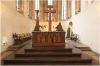 Kostel svatého Václava na Zderaze - interiér